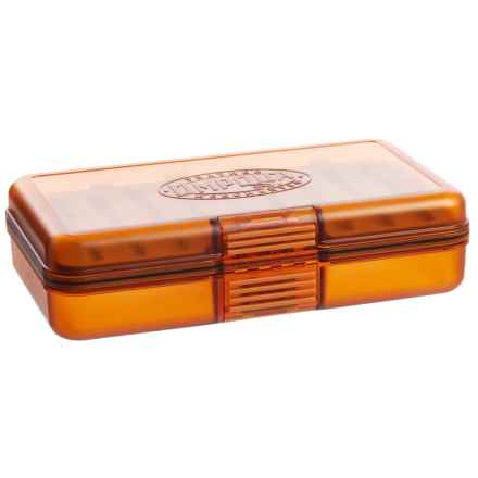 Umpqua Feather Merchants UPG Magnum Dry Fly Box in Orange - Closeouts