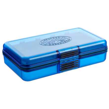 Umpqua Feather Merchants UPG Streamer Fly Box in Blue - Closeouts