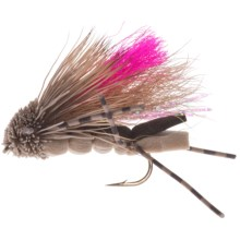 Umpqua Feather Merchants Yeager Tantrum Dry Fly - Dozen in Tan - Closeouts