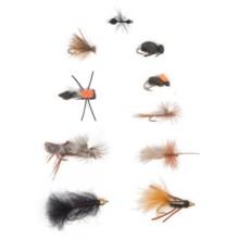 Umpqua Outdoors Alpine Lake Assorted Flies - 19-Piece in See Photo - Closeouts