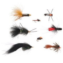 Umpqua Outdoors Backyard Pond Assorted Flies - 16-Piece in See Photo - Closeouts