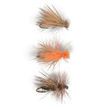 Umpqua Outdoors Caddis Assorted Dry Flies - 6-Piece in See Photo - Closeouts