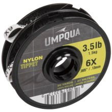 Umpqua Outdoors Nylon Tippet Material - 30 yds. in See Photo - Closeouts