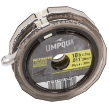 Umpqua Outdoors Saltwater Leader Material - 35 Yds. in See Photo - Closeouts