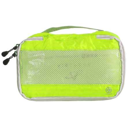 Uncharted UltraLite Packing Cube - Small in Neon Yellow - Closeouts