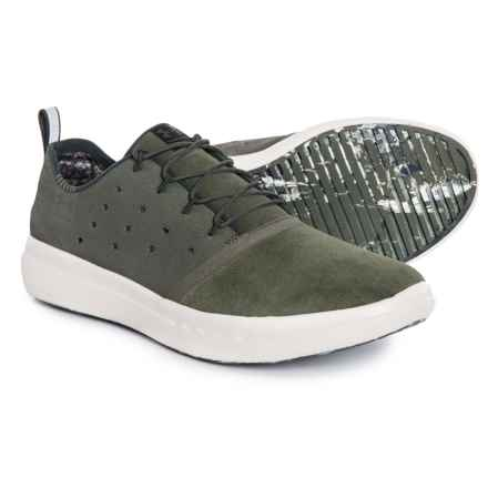 Charged 24/7 Casual Shoes (For Men) in Downtown Green/White - Closeouts