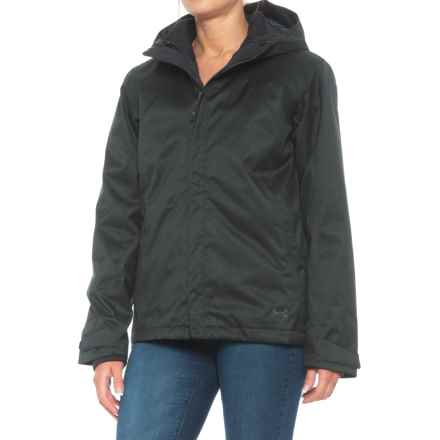 ColdGear® Infrared Sienna 3-in-1 Jacket (For Women) in Black - Closeouts