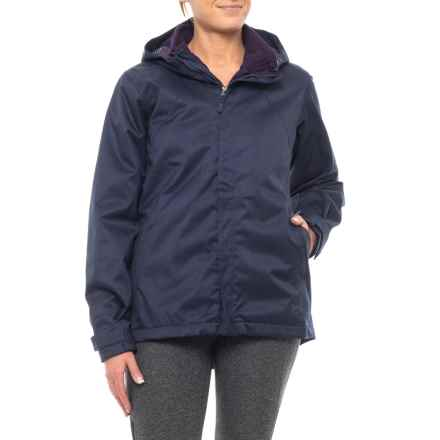 ColdGear® Infrared Sienna 3-in-1 Jacket (For Women) in Midnight Navy - Closeouts