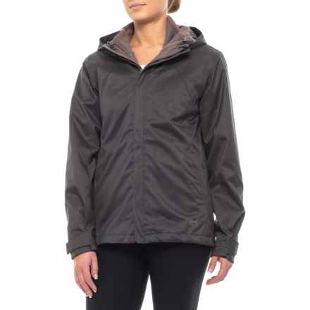 ColdGear® Infrared Sienna 3-in-1 Jacket (For Women) in Truffle Gray - Closeouts
