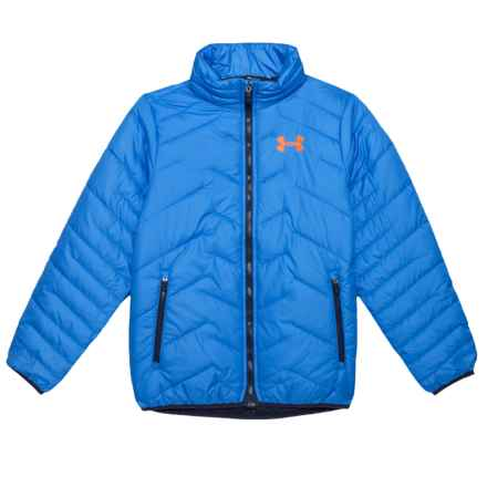 ColdGear® Reactor Jacket - Insulated (For Big Boys) in Mako Blue - Closeouts