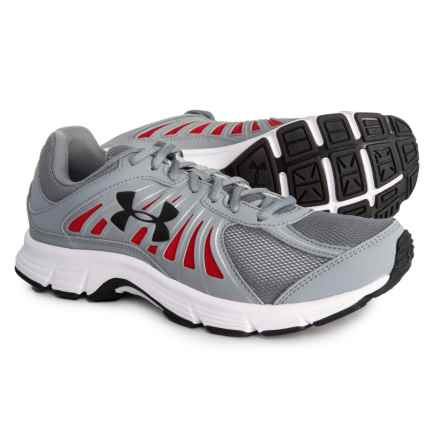 Dash Running Shoes (For Men) in Steel/White/Black - Closeouts