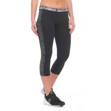 Favorite Capris (For Women) in Black - Closeouts