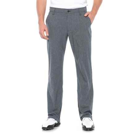 Match Play Vented Pants (For Men) in Stealth Gray/True Gray Heather - Closeouts