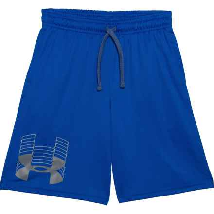 Prototype Logo Shorts (For Big Boys) in Royal - Closeouts