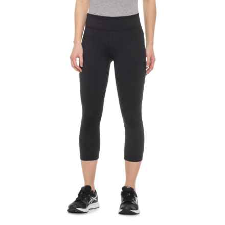 Studio Tight Capris (For Women) in Black - Closeouts