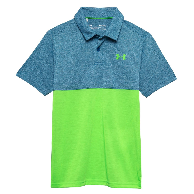 1d2d4baf1 Under Armour Boys Polo Shirts