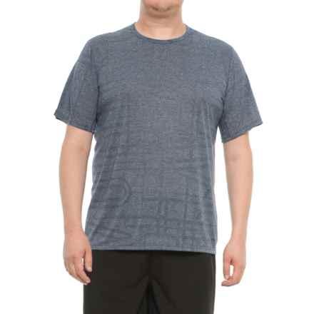 Threadborne® Elite T-Shirt - Short Sleeve (For Men) in Academy - Closeouts
