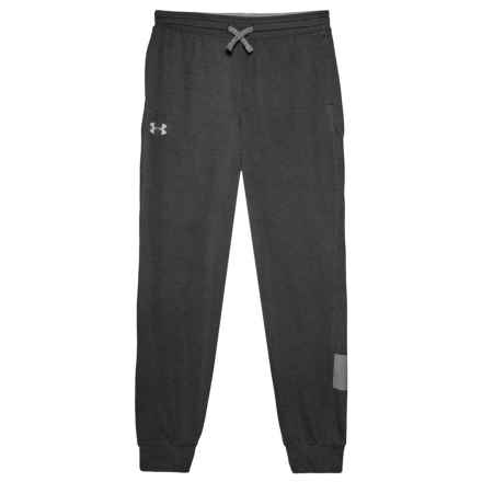 Threadborne® Tech Pants (For Boys) in Black - Closeouts