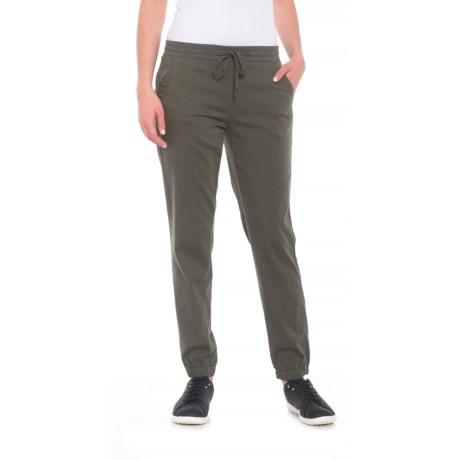 Union Bay Ashbey Joggers (For Women) in Fatigue Green