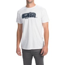 United by Blue Airstream T-Shirt - Organic Cotton, Short Sleeve (For Men) in White - Closeouts