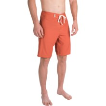 United by Blue Classic Boardshorts (For Men) in Red Clay - Closeouts
