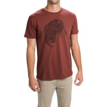 United by Blue Gorham Cut T-Shirt - Organic Cotton, Short Sleeve (For Men) in Sequoia - Closeouts
