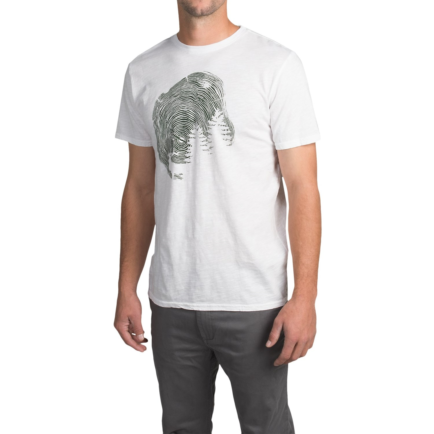 United by blue gorham cut t shirt for men save 80 for Cut shirts for men