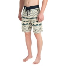 United by Blue Westwater Boardshorts - Recycled Materials (For Men) in Natural - Closeouts
