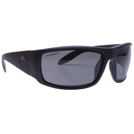 Unsinkable Galleon Sunglasses - Polarized in Raven/Core Gray - Overstock