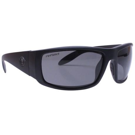 Unsinkable Galleon Sunglasses - Polarized in Raven/Core Gray
