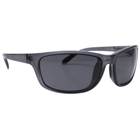 Unsinkable Kraken Sunglasses - Polarized in Ocean/Color Blast Gray