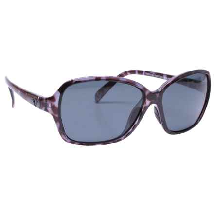 Unsinkable Mystic Sunglasses - Polarized in Tropical Tortoise/Color Blast Gray - Overstock