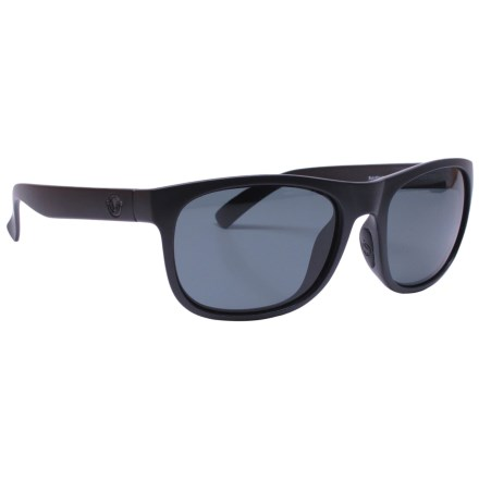 a390d44d2e4b Unsinkable Nomad Sunglasses - Polarized in Raven Color Blast Gray -  Closeouts