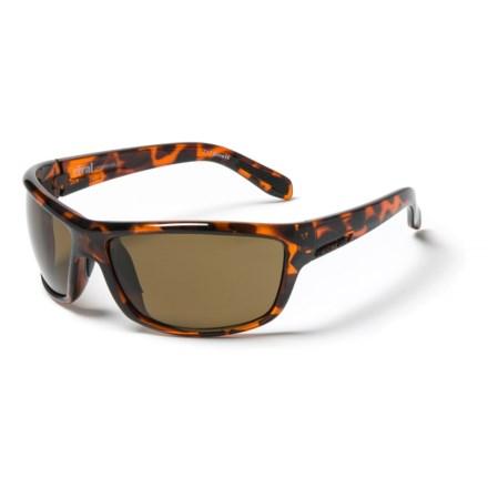 bc45da3afbe Unsinkable Rival Sunglasses - Polarized in Caramel Tortoise Core Brown