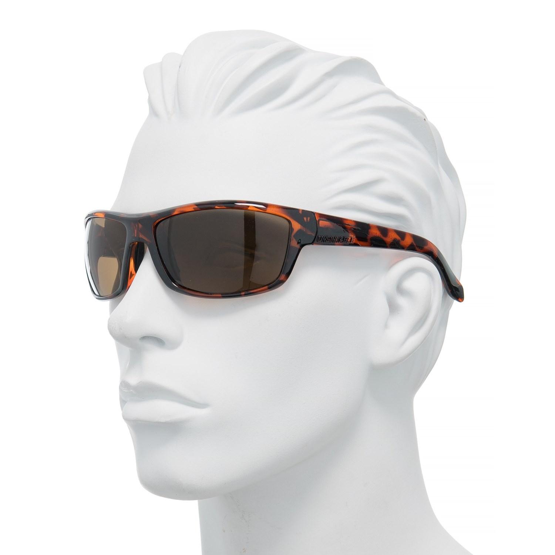 a8910df4a496 Unsinkable Rival Sunglasses - Polarized. Item  607RR. Unsinkable Rival  Sunglasses - Polarized in Caramel Tortoise Core Brown