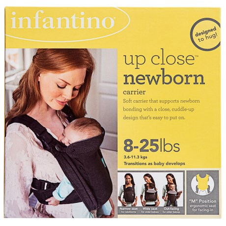 Up-Close Newborn Carrier