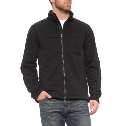 778e20c2 Urban Frontier Bonded Fleece Jacket - Full Zip (For Men) in Black -  Overstock