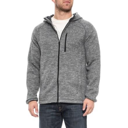 8a696059 Urban Frontier Full Zip Hoodie (For Men) in Grey Heather - Overstock