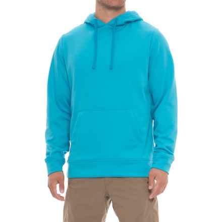 Urban Frontier Kangaroo Pouch Hoodie (For Men) in Blue - Overstock