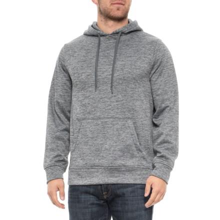 499d57af Urban Frontier Melange Hoodie (For Men) in Grey Space Dye - Overstock
