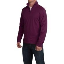 Urban Frontier Tech Pullover Shirt - Zip Neck, Long Sleeve (For Men) in Shiraz - Closeouts