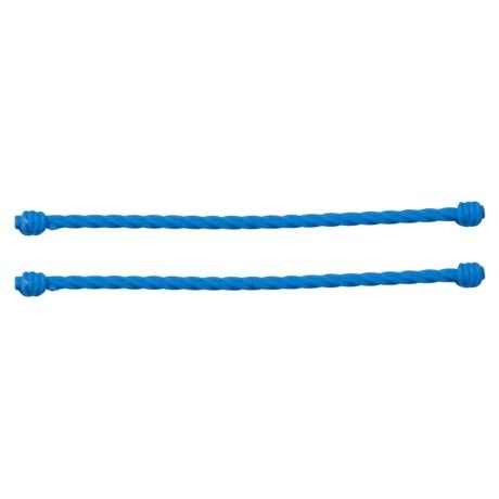 """Urbangear ROP Utility Ties - 2-Pack, 6"""" in Blue"""
