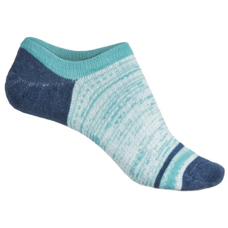 UrbanKnits Invisible Socks - Below the Ankle (For Women) in Blue/Navy