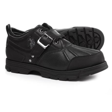 U.S. Polo Assn. Clancy II Low Duck Boots (For Men) in Black
