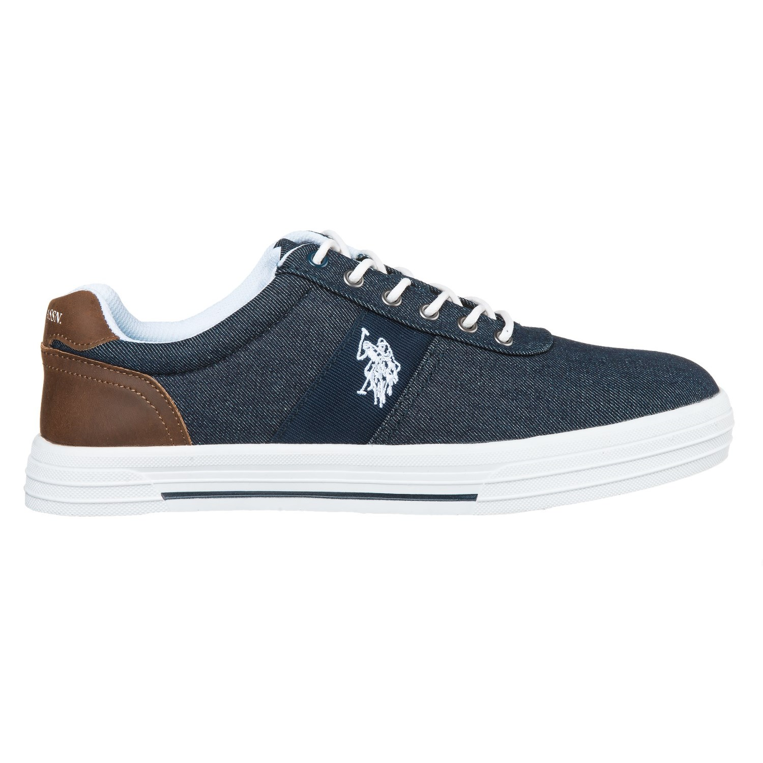 Us Polo Assn Womens Slip On Shoes