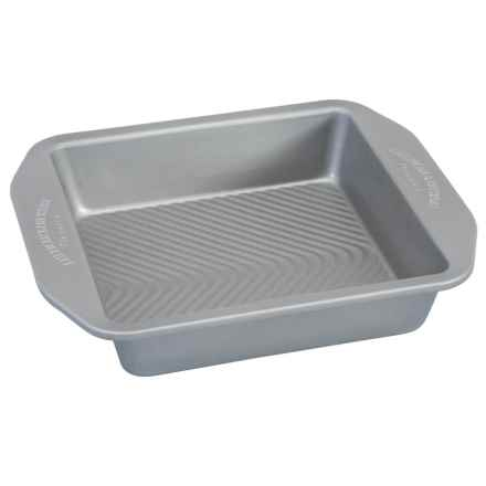 """USA Pan American Classics Collection Square Cake Pan - 8"""" in See Photo - Closeouts"""