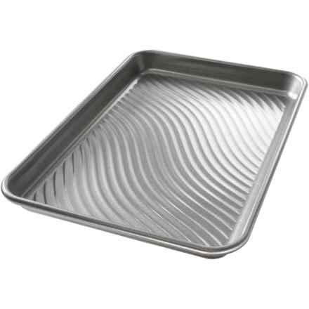 "USA Pan Patriot Quarter Sheet Bake Pan - 12x8"" in See Photo - Closeouts"