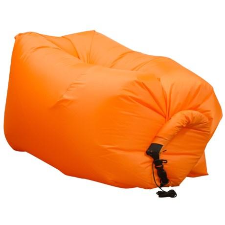 UST Camp Comfort Slothsak Chair in Orange
