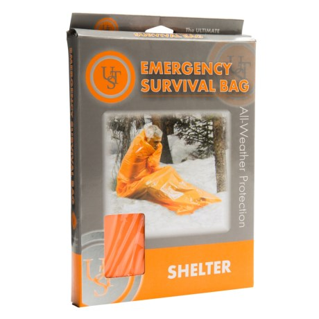 Ultimate Survival Technologies Emergency Survival Bag