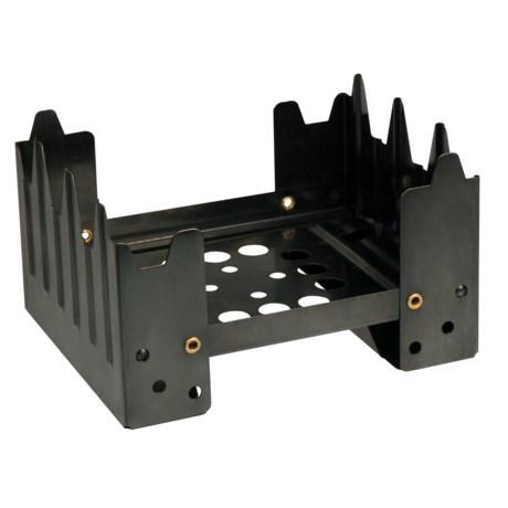 UST Folding Stove 1.0 in Black